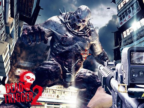 Screenshots of the Dead Trigger 2 game for iPhone, iPad or iPod.