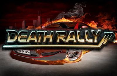 Screenshots of the Death Rally game for iPhone, iPad or iPod.