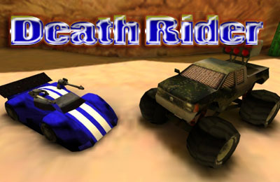 Screenshots of the Death Rider game for iPhone, iPad or iPod.