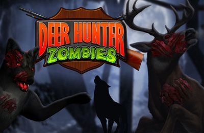 Screenshots of the Deer Hunter: Zombies game for iPhone, iPad or iPod.