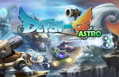 Screenshots of the Defen-G Astro game for iPhone, iPad or iPod.