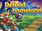 In addition to the game Zombie Panic in Wonderland Plus for iPhone, iPad or iPod, you can also download Defend Homeland for free