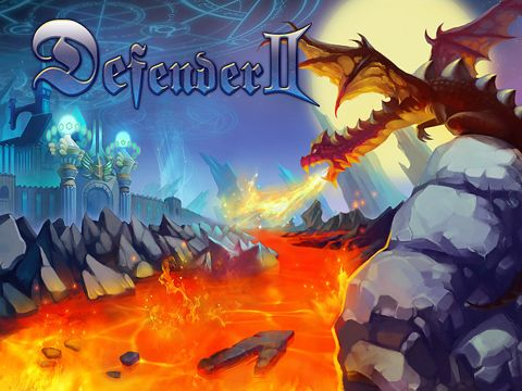 Download Defender 2 iPhone free game.