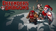 In addition to the game Angry Birds goes back to School for iPhone, iPad or iPod, you can also download Defenders & Dragons for free