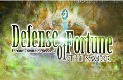 Screenshots of the Defense of Fortune: The Savior game for iPhone, iPad or iPod.