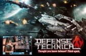 In addition to the game Tank Wars 2012 for iPhone, iPad or iPod, you can also download Defense Technica for free