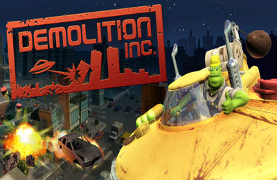 Download Demolition Inc iPhone free game.