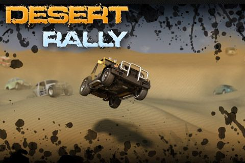Download Desert rally iPhone free game.
