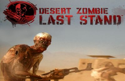 Screenshots of the Desert Zombie Last Stand game for iPhone, iPad or iPod.