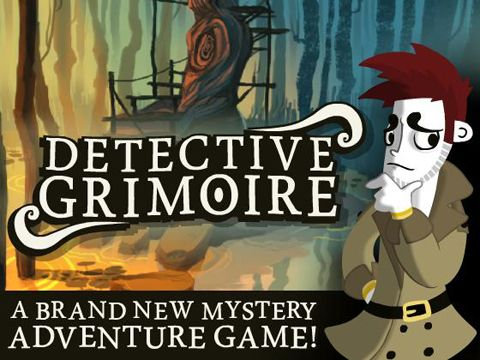 Download Detective Grimoire iPhone free game.