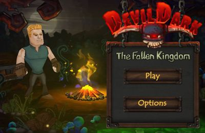 Download DevilDark: The Fallen Kingdom iPhone free game.