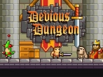 In addition to the game Block Fortress for iPhone, iPad or iPod, you can also download Devious dungeon for free