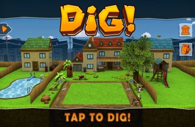 Download Dig! iPhone free game.