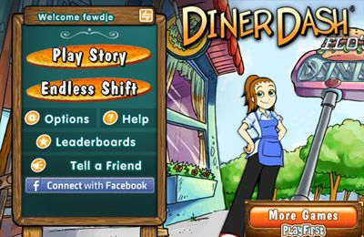 Full diner go dash free flo version game the download on