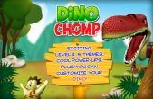In addition to the game My Little Monster for iPhone, iPad or iPod, you can also download Dino Chomp for free