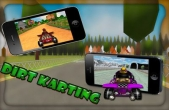 In addition to the game Zombie Fish Tank for iPhone, iPad or iPod, you can also download Dirt Karting for free