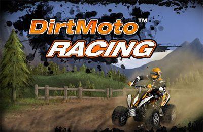 Screenshots of the Dirt Moto Racing game for iPhone, iPad or iPod.