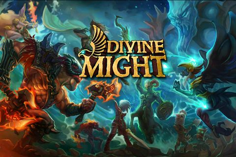 Download Divine might iPhone free game.