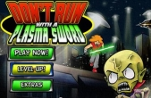 In addition to the game Critter Ball for iPhone, iPad or iPod, you can also download Don't Run With a Plasma Sword for free