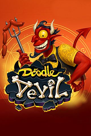Download Doodle devil iPhone free game.