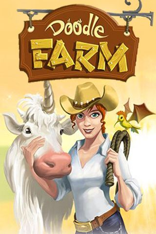 Download Doodle farm iPhone free game.