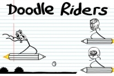 In addition to the game Bowling Game 3D for iPhone, iPad or iPod, you can also download Doodle riders for free