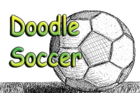 Download Doodle soccer iPhone free game.