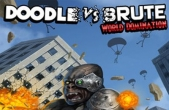 In addition to the game Lord of the Rings Middle-Earth Defense for iPhone, iPad or iPod, you can also download Doodle vs Brute: World Domination for free