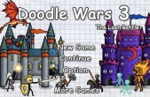 In addition to the game Clash of Clans for iPhone, iPad or iPod, you can also download Doodle Wars 3: The Last Battle for free