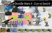 In addition to the game Guerrilla Bob for iPhone, iPad or iPod, you can also download Doodle Wars 4 : Gun vs Sword for free