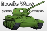 In addition to the game Monster Truck Racing for iPhone, iPad or iPod, you can also download Doodle wars: Modern warfare for free