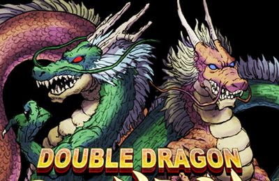 Screenshots of the Double Dragon game for iPhone, iPad or iPod.