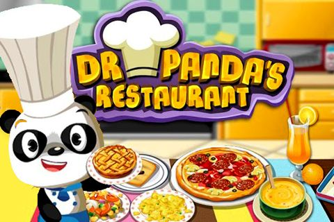Download Dr. Panda's restaurant iPhone free game.