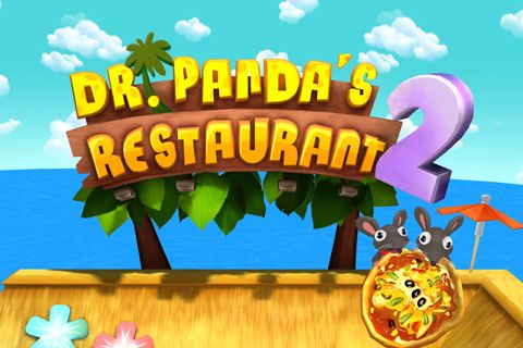 Download Dr. Panda's restaurant 2 iPhone free game.