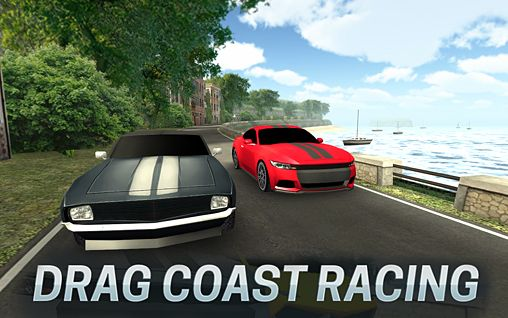 Download Drag coast racing iPhone free game.
