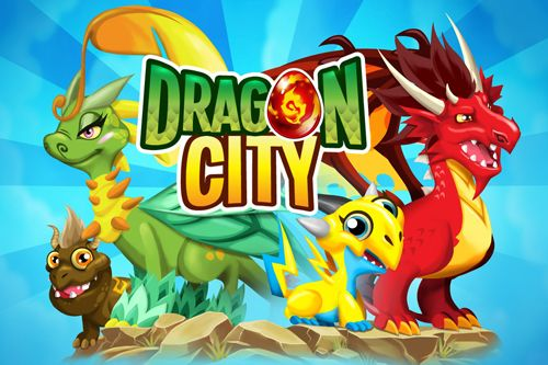 Download Dragon city iPhone free game.