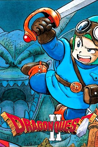 Download Dragon quest 2 iPhone free game.