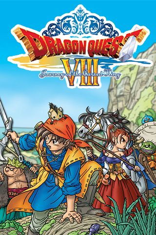 Download Dragon quest 8: Journey of the cursed king iPhone free game.