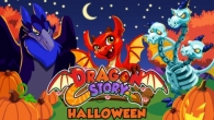 In addition to the game Bunny Leap for iPhone, iPad or iPod, you can also download Dragon Story: Halloween for free