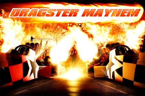 Download Dragster mayhem iPhone free game.