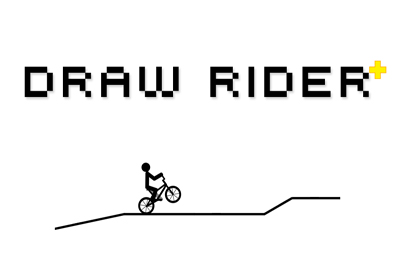 Download Draw Rider Plus iPhone free game.