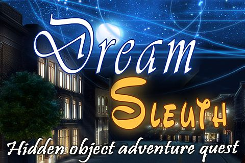 Download Dream sleuth: Hidden object adventure quest iPhone free game.