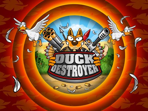 Download Duck destroyer iPhone free game.