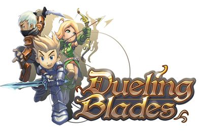 Screenshots of the Dueling Blades game for iPhone, iPad or iPod.