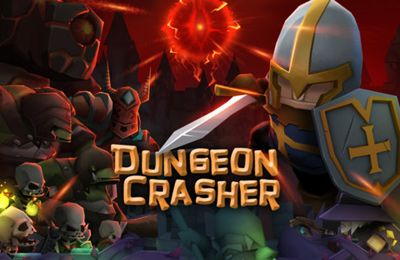 Screenshots of the Dungeon Crasher game for iPhone, iPad or iPod.