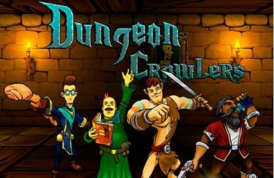 Screenshots of the Dungeon Crawlers game for iPhone, iPad or iPod.