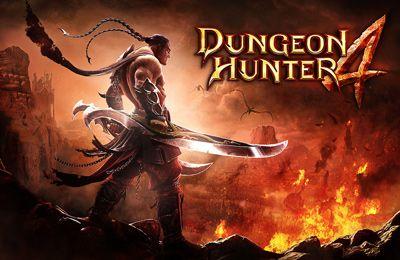 Download Dungeon Hunter 4 iPhone free game.