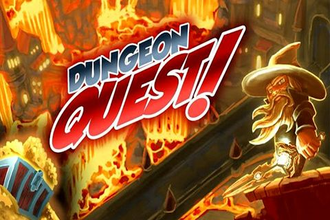 Download Dungeon quest iPhone free game.