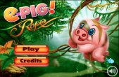 In addition to the game Slender man: Origins for iPhone, iPad or iPod, you can also download e-Pig Rope for free