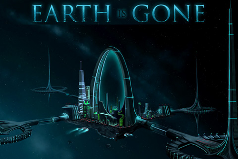 Download Earth is gone iPhone free game.